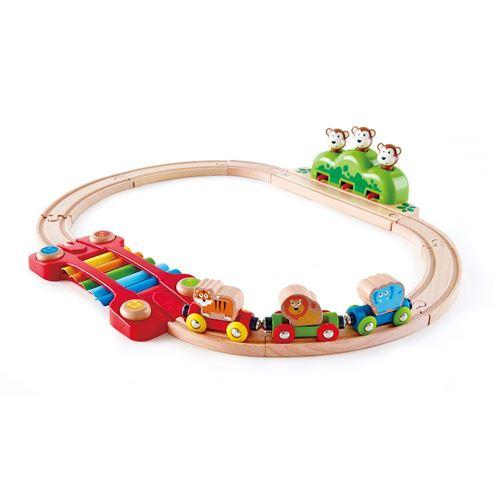 Chemin de fer musical Hape Jungle
