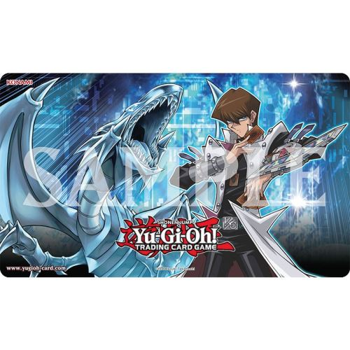 Tapis de jeu Yu-Gi-Oh Kaiba Konami - Objet dérivé.