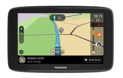 GPS TomTom GO Basic 6 Europe avec porte-clés Tile Pro