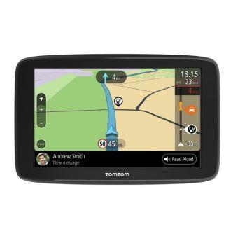 """GPS TomTom GO Basic 6"""" Europe avec porte-clés Tile Pro"""