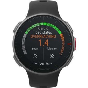 Montre GPS Multisports Polar Vantage V Noir Taille M avec Capteur de  fréquence cardiaque H10 - Montre connectée - Achat   prix  5c43f4b9276