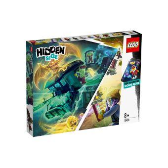 LEGO® Hidden Side 70424 Le train-fantôme