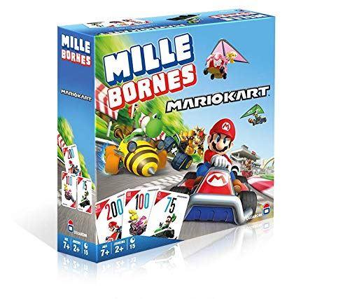 Jeu de cartes Dujardin Mario Kart Mille Bornes