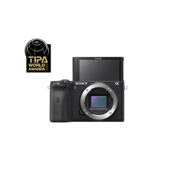 Sony Alpha A6600 Hybride Naakte Behuizing Zwart