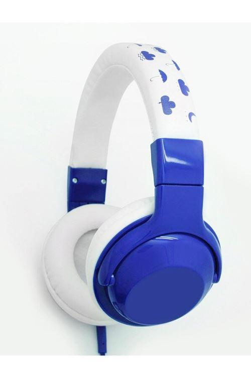 Casque arceau Dcybel Kidsound II Bleu pour enfants