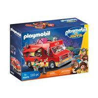 Playmobil The Movie 70075 Food Truck de Del