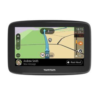 """GPS TomTom GO Basic 5"""" Europe avec porte-clés Tile Pro"""