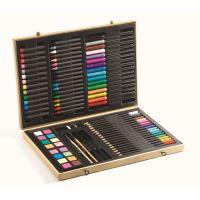 Grande boîte de couleurs Djeco