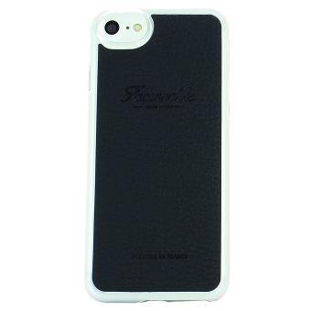 Coque rigide Façonnable French Riviera Noire pour iPhone 6, 6s et 7