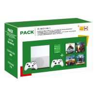 Pack Fnac Console Microsoft Xbox One S 1 To + 2ème manette + Anthem Legion of Dawn Edition + Resident Evil 2 + Kingdom Hearts 3 + PlayerUnknown's Battlegrounds