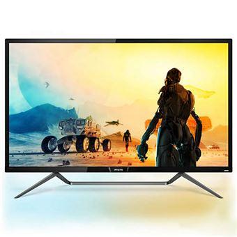 "Ecran PC Gaming Philips 436M6VBPAB 4K HDR avec Ambiglow 43"""