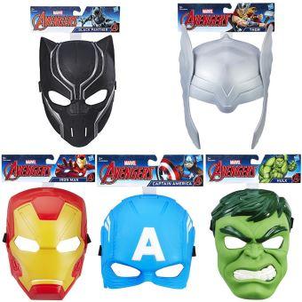 Masque Super Héros Marvel Avengers Modèle aléatoire