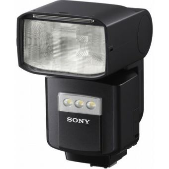Sony HVL-F60RM - Lichtflits hot-shoe-type met klem - 60 (m) - voor a6300; a6500; a7 III ILCE-7M3, ILCE-7M3K