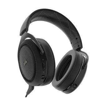 Micro-casque Gaming sans fil Corsair HS70 Noir
