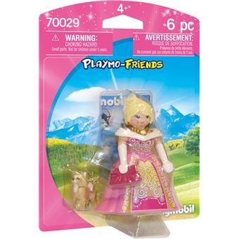 PLAYMOBIL Prinses met Hond - 70029