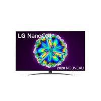 "TV LG NanoCell 55NANO86 4K UHD Smart TV 55"" Noir 2020"