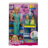 Coffret Barbie Pédiatre