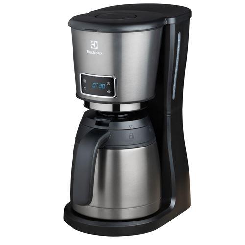 Cafetière filtre Electrolux EKF15BM 1000 W Argent et Noir
