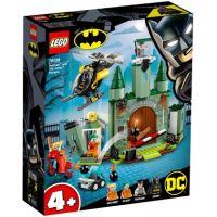 LEGO® DC Comics Super Heroes 76138 Batman™ et l'évasion du Joker