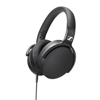 5 Sur Casque Filaire Sennheiser Hd 400s Noir Casque Audio Achat