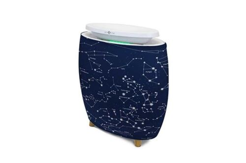 Pré-filtre Ciel Air and Me pour purificateur d'air Lendou Bleu