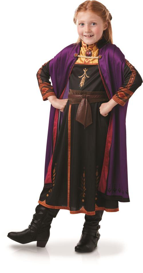 Costume classique Disney La Reine des neiges Anna TOD