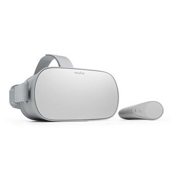 Casque De Réalité Virtuelle Autonome Oculus Go 64 Go Accessoire