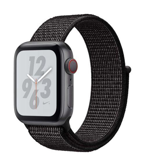 Apple Watch Series 4 Nike+ Cellular 40 mm Boîtier en Aluminium Gris sidéral avec Boucle Sport Nike Noir - Montre connectée. Remise permanente de 5% pour les adhérents. Commandez vos produits high-tech au meilleur prix en ligne et retirez-les en magasin.
