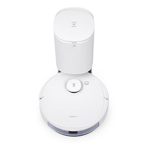 Aspirateur robot Ecovacs Deebot N8 Pro+ Blanc