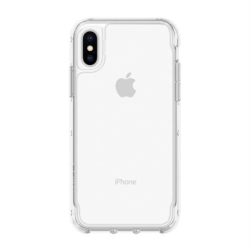 coque griffin survivor transparent pour iphone xs max