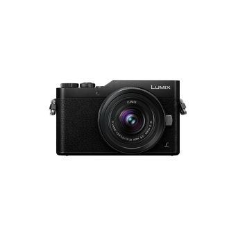 Hybride Panasonic Lumix GX800 Noir + Objectif Lumix G Vario 12-32 mm f/3.5-5.6