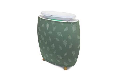 Pré-filtre Feuille Air and Me pour purificateur d'air Lendou Vert