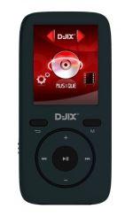 D-JX Lecteur MP4 Logicom D-Jix M441 1.8 4 Go FM Noir