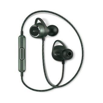 Ecouteurs Bluetooth AKG N200 Vert