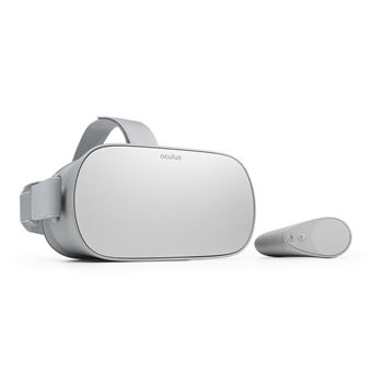 Casque de réalité virtuelle autonome Oculus Go 32 Go