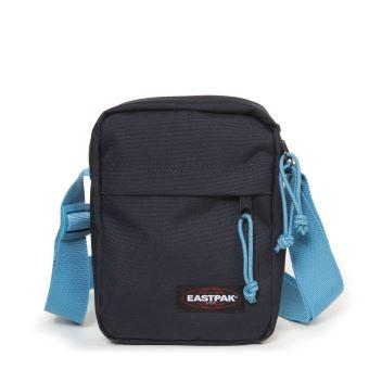 Sac à bandoulière Eastpak The One Navy Aqua 2,5 L Bleu