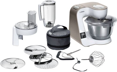 Robot pâtissier Bosch MUM5XW20 1000 W Blanc et Gris