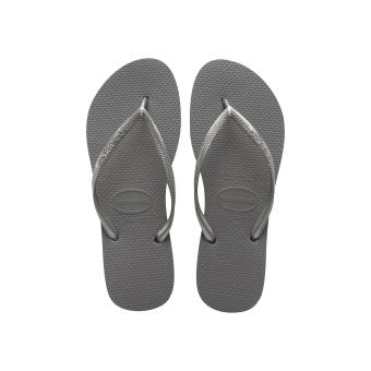 eccc04114ff1 Tongs Havaianas Slim Grises Taille 41 42 - Chaussures ou chaussons ...