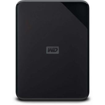 Disque dur externe portable WD Elements SE 1 To Noir
