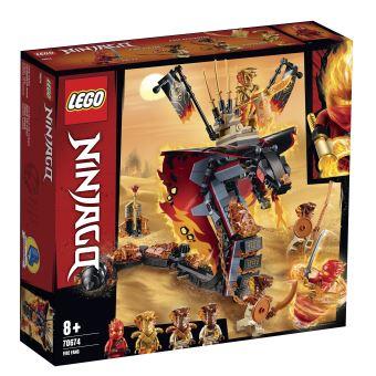 LEGO Ninjago 70674 Colmillo de Fuego