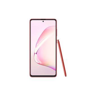 Samsung Galaxy Note10 Lite 128 GB Red Smartphone - Reserveer nu - Leverbaar binnen 2 à 4 weken