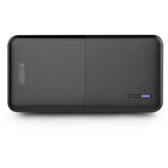Batterie externe Urban Factory USB-C 10 000 MAH Noir