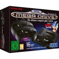 Pack Sega Mega Drive Mini Noir