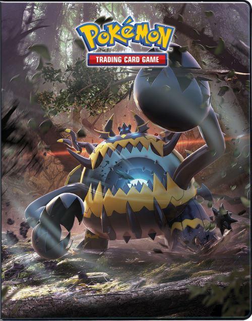 Cahier range cartes A4 Pokémon SL04 Lune et Soleil 180 cartes