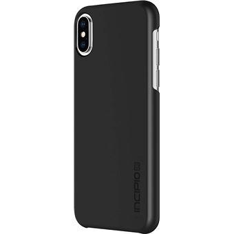 coque iphone x noir or
