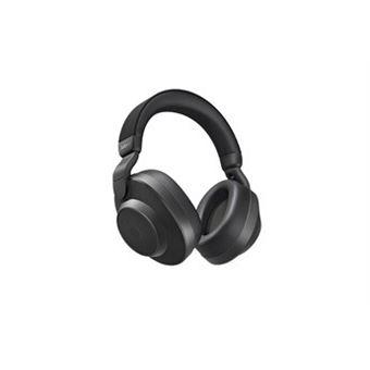 Casque sans fil à réduction de bruit Jabra Elite 85h Noir Exclusivité Fnac
