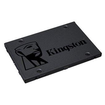 "Kingston A400 Series SATA 2.5"" Rev 3.0 240GB SSD Interne Harde Schijf"