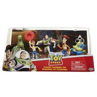 Set van 5 figuren Jakks Pacific Toy Story
