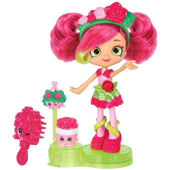 Poupée Shopkins Shoppies Party Rosie Bloom 13 cm