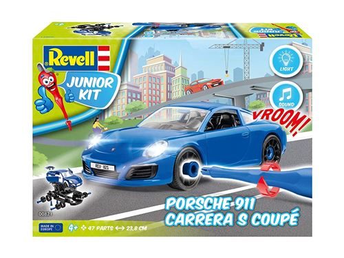 Voiture à construire Revell Porsche 911 Carrera S
